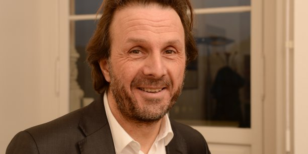 Jean-Charles Foddis dirige l'Aderly depuis cinq mois.
