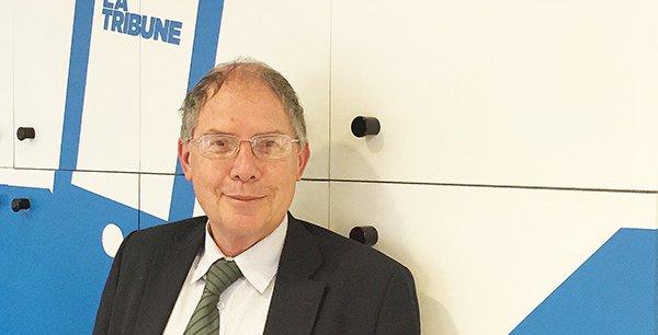 L'ambassadeur Bernard Valero, nouveau « patron » de l'Agence des villes et territoires méditerranéens durables (Avitem) et de la Villa Méditerranée de Marseille.