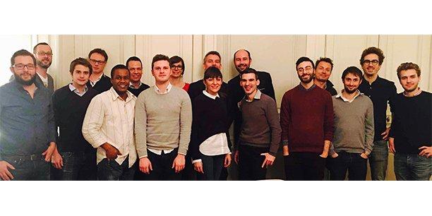 Les premières startups sélectionnées par Héméra aux côtés des fondateurs de l'accélérateur