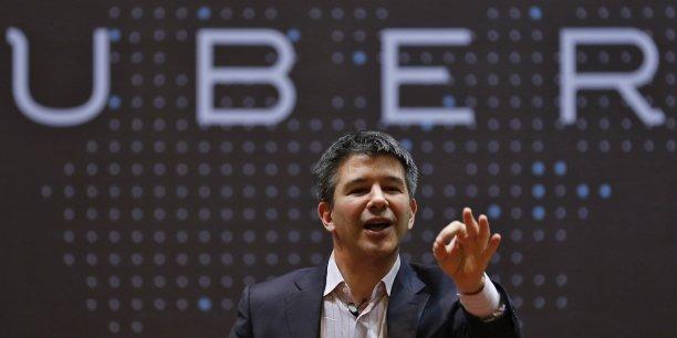 Il y a deux semaines, le directeur général d'Uber, Travis Kalanick, a dit que la société perdait plus d'un milliard de dollars par an en Chine dans un contexte de guerre des prix avec son concurrent local Didi Kuaidi.