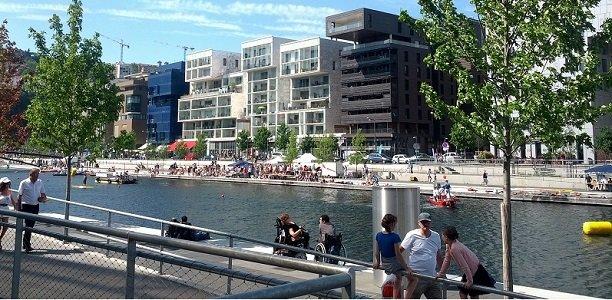 Confluence sera le terrain d'expérimentation de ces solutions pour rendre la ville plus intelligente, explique Karine Dognin-Sauze