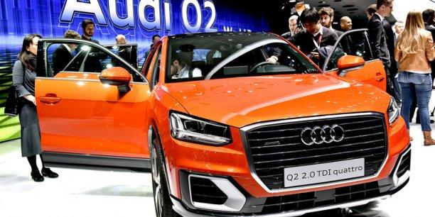 Avec le Q2, Audi veut aller sur un segment où il n'était pas présent, et où aucun de ses concurrent premium n'est présent.