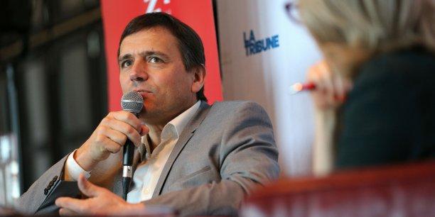 Le PDG de Nataïs Michael Ehmann était ce jeudi 10 janvier l'invité de la matinale de La Tribune Toulouse