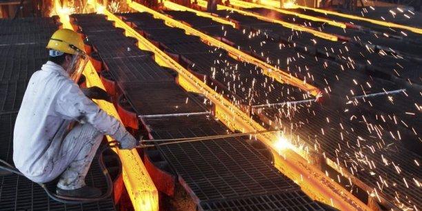 Une usine en Chine