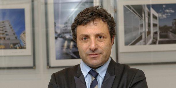 Pour Stéphane Perez, le président FPI Provence, la profession doit s'emparer de l'innovation.
