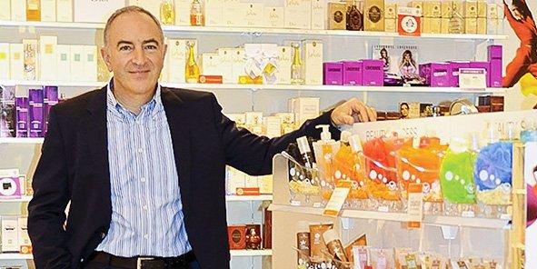 Philippe Georges, dirigeant de Beauty Success