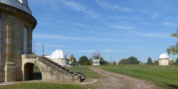 Abandonné, l'Observatoire de Floirac pourrait bien devenir très vite un Data Space Campus dédié à la formation et à l'économie liées aux usages de la donnée spatiale.