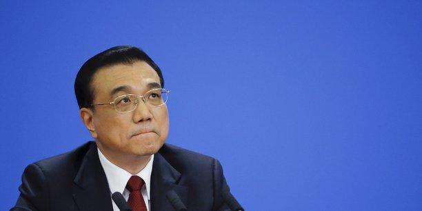 Li Keqiang, le premier ministre chinois