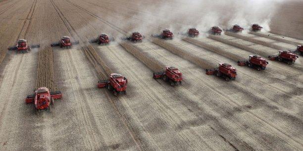 L'agriculture du Mercosur -ici au Brésil- peut faire l'objet de négociations avec l'Europe
