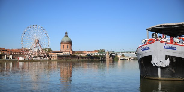 Toulouse a attiré 5,4 millions de touristes en 2018.