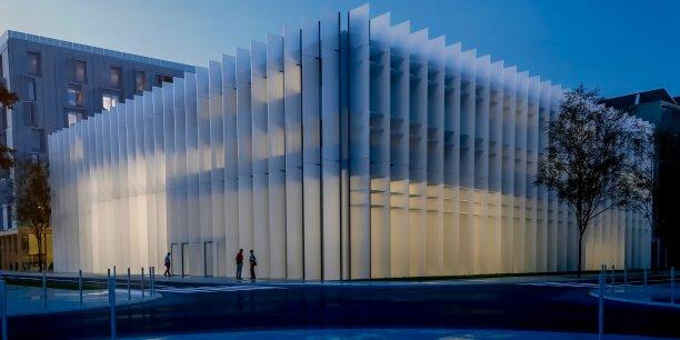 Le futur bâtiment de l'IMREDD a été dévoilé ce lundi. Il s'installera dans l'Eco-Vallée en 2018