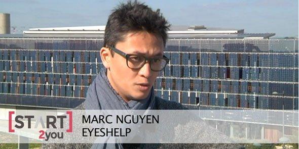 Marc Nguyen, co-fondateur de eyesHelp à Carcassonne (11)