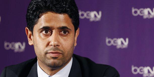 Nasser Al-Khelaïfi, propriétaire de la chaîne beIN Sports serait parvenu à un accord avec son concurrent Canal.