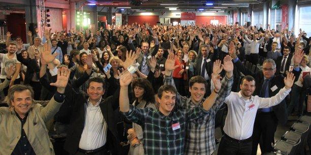 Organisée avec French Tech Bordeaux, la Grande Jonction est réservée aux professionnels.