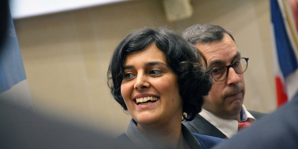 Myriam El Khomri, ministre du Travail et de l'Emploi, en visite à Bordeaux ce vendredi