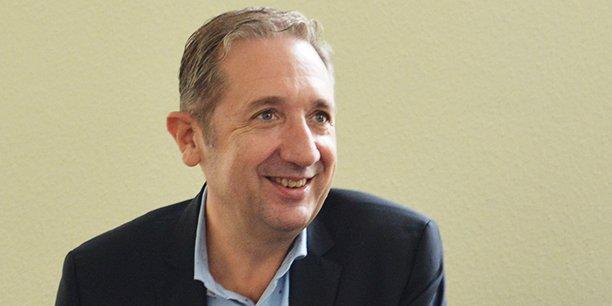Christophe Fauvel, nouveau président du Medef Grande Aquitaine