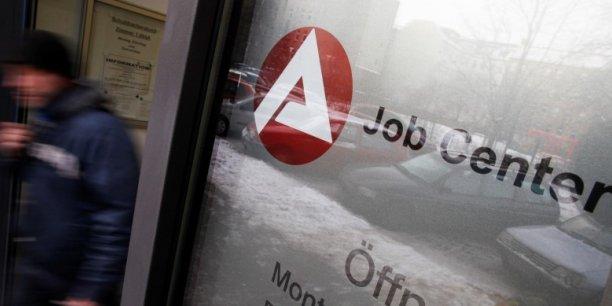 Le taux de chômage au sens national est stable à 6,2 % en mars en Allemagne.