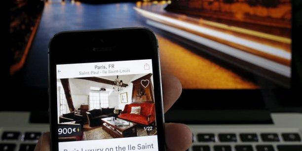 Paris, avec quelque 60.000 annonces, est la ville la plus visitée par les utilisateurs de la plateforme américaine.
