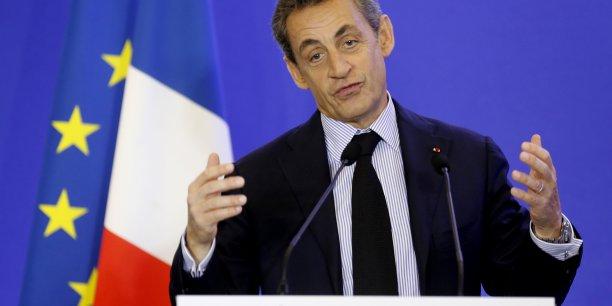 Nicolas Sarkozy a détaillé le 30 mars son programme d'économies 2017-2022.