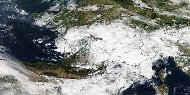 WeatherForce allie services météo et algorithmes