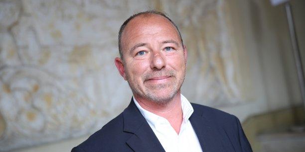 Stéphane Gambier, président d'Abaques
