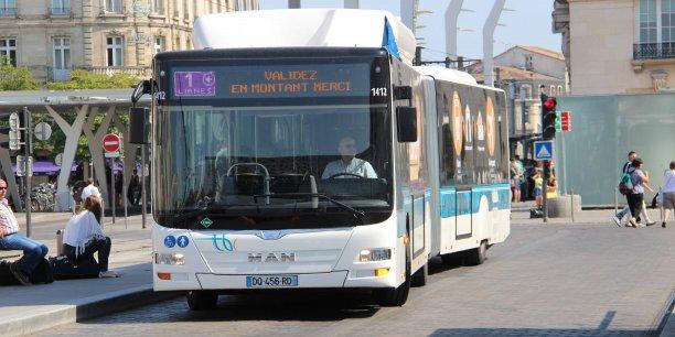 En circulation dans les rues de la métropole depuis juillet 2015, la technologie GNV de MAN séduit à nouveau Bordeaux Métropole qui commande 30 nouveaux bus de la marque allemande