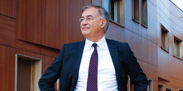 Bertrand Barascud (Amétis) s'est associé à l'architecte François Fontès pour la reprise de Sauramps