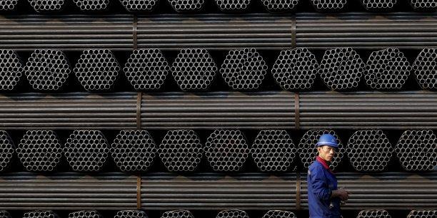Le mois dernier, la Chine et les autres grands pays producteurs d'acier ne sont pas parvenus à s'entendre sur des mesures permettant de résoudre la crise traversée par le secteur.
