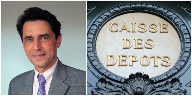 Thierry Ravot, directeur Occitanie de la Caisse des dépôts