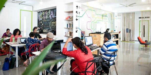 Numa a bâti sa renommée internationale en déployant son modèle d'accélération dans le monde, comme ici en Inde