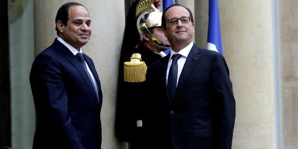 L'Égypte va acheter un satellite de télécoms militaires à la France