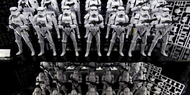 Hasbro fabrique les figurines de Star Wars