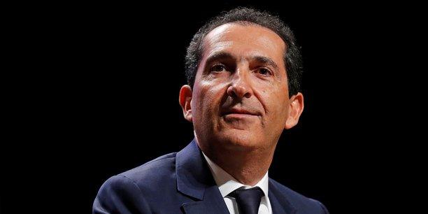 Patrick Drahi, le patron d'Altice, maison-mère de Numericable-SFR.