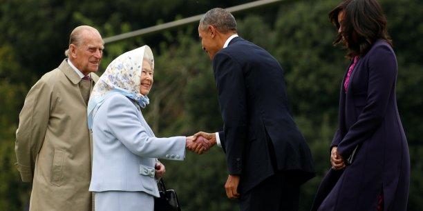 Dès son arrivée à Londres, le président américain s'est prononcé avec force pour un maintien du Royaume-Uni dans l'UE à l'issue du référendum sur ce sujet le 23 juin.