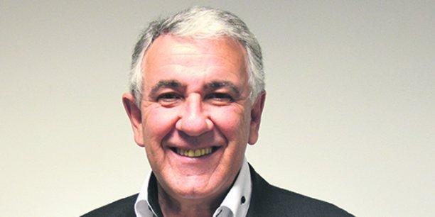 Marcel Ragni, président de la société Ragni.