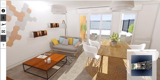 Les clients veulent se projeter dans leur appartement avant même qu'il ne soit construit