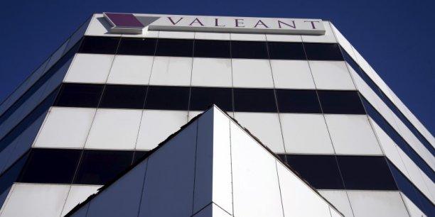A la clôture de la Bourse, mercredi, le titre de Valeant reculait de 2,98% à 27,32 dollars.