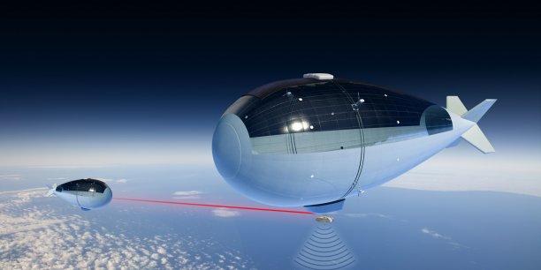 Thales Alenia Space a prévu de faire une annonce sur le Stratobus lors du Salon du Bourget