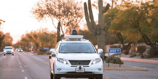 L'un des projets les plus avancés dans le domaine des voitures autonomes est la Google Car du géant internet américain Alphabet.