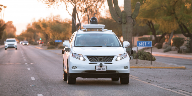 voiture autonome google uber lyft ford et volvo. Black Bedroom Furniture Sets. Home Design Ideas
