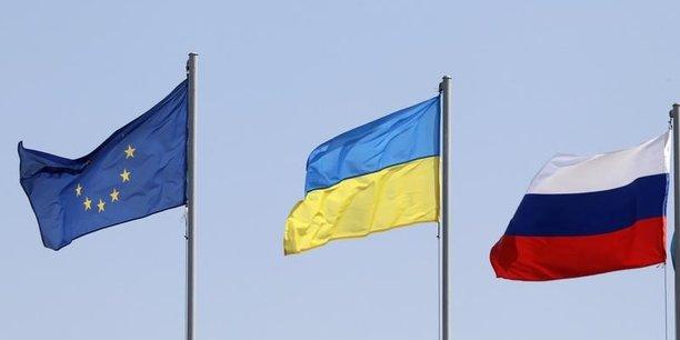 L'Union européenne exige de la Russie le respect de l'accord de Minsk qui doit instaurer un cessez-le-feu total.