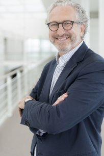 Eric Dulong, président de Congrès et Expositions de Bordeaux