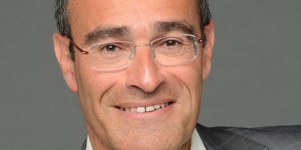 Rémy Pierre vient d'être nommé directeur financier de Soitec.