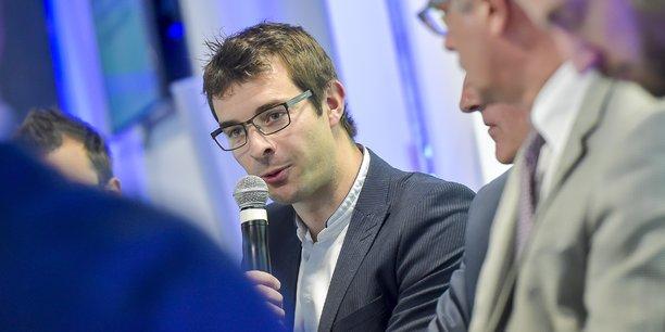 Marc Lafosse, océanographe et président d'Energie de la Lune, cabinet d'ingénierie spécialisé dans les EMR
