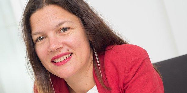 Fanny Letier, Directrice Exécutive Fonds Propres PME à Bpifrance