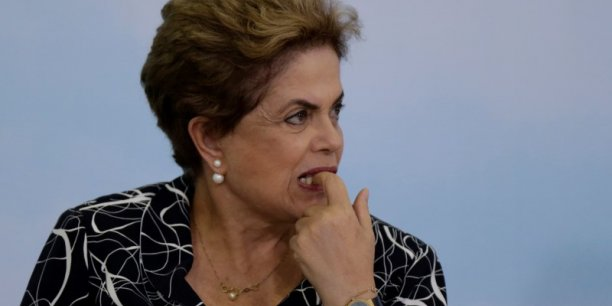 Deux tiers des voix (soit 54) seront nécessaires pour destituer Dilma Rousseff à l'issue de son procès pour crime de responsabilité.
