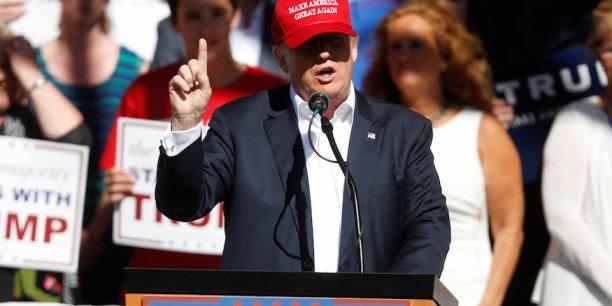 Pour les riches, je pense franchement, je pense que ça va augmenter, et vous savez, je pense que cela devrait augmenter, a déclaré le candidat présumé du camp républicain à la chaîne de télévision NBC.