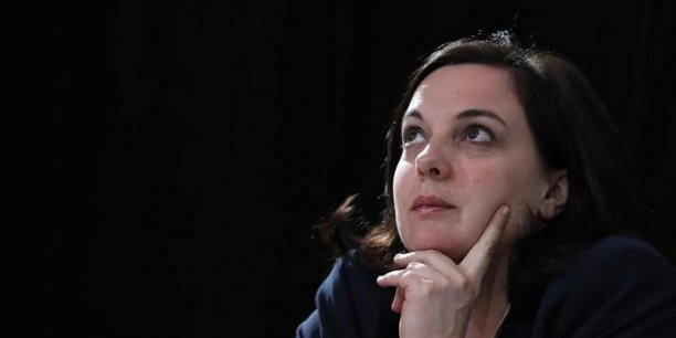 La ministre du Logement Emmanuelle Cosse compte mobiliser 50.000 logements vacants d'ici trois ans.