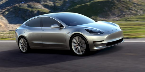 Tesla Model 3 affichera un prix d'environ 35.000 euros, il sera lancé fin 2017 aux Etats-Unis, et courant 2018 en Europe.