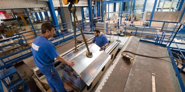 En 10 mois seulement, la nouvelle filiale espagnole du groupe landais Potez (ici Aire-sur-L'Adour, son siège social) a réussi à livrer son premier ensemble d'aérostructure à Stelia Aerospace.
